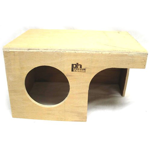 Wood Rabbit Hut Best Price