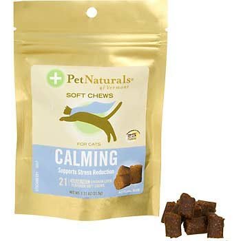 Calming Soft Chews for Cats 21 ct. Best Price