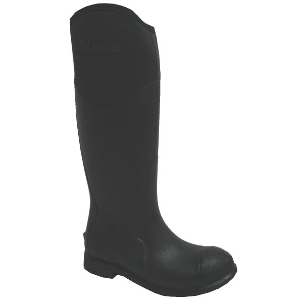 Bogs Black Equine Boots / Size (11 Mens) Best Price