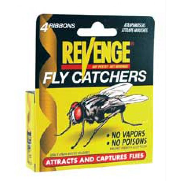 Revenge Fly Catchers - 4 pack (Case of 24) Best Price