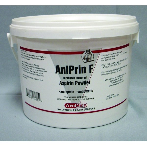 Equine AniPrin F Powder / Size (5 lb.) Best Price