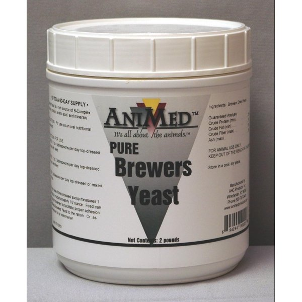 Animed Brewers Yeast for Horses / Size (2 lbs) Best Price