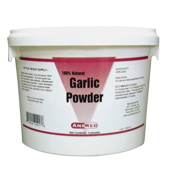 Equine Garlic Powder 4 lbs. Best Price