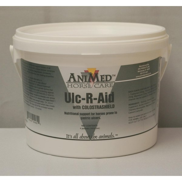 AniMed Ulc-R-Aid with Colostrashield / Size (4 lbs) Best Price