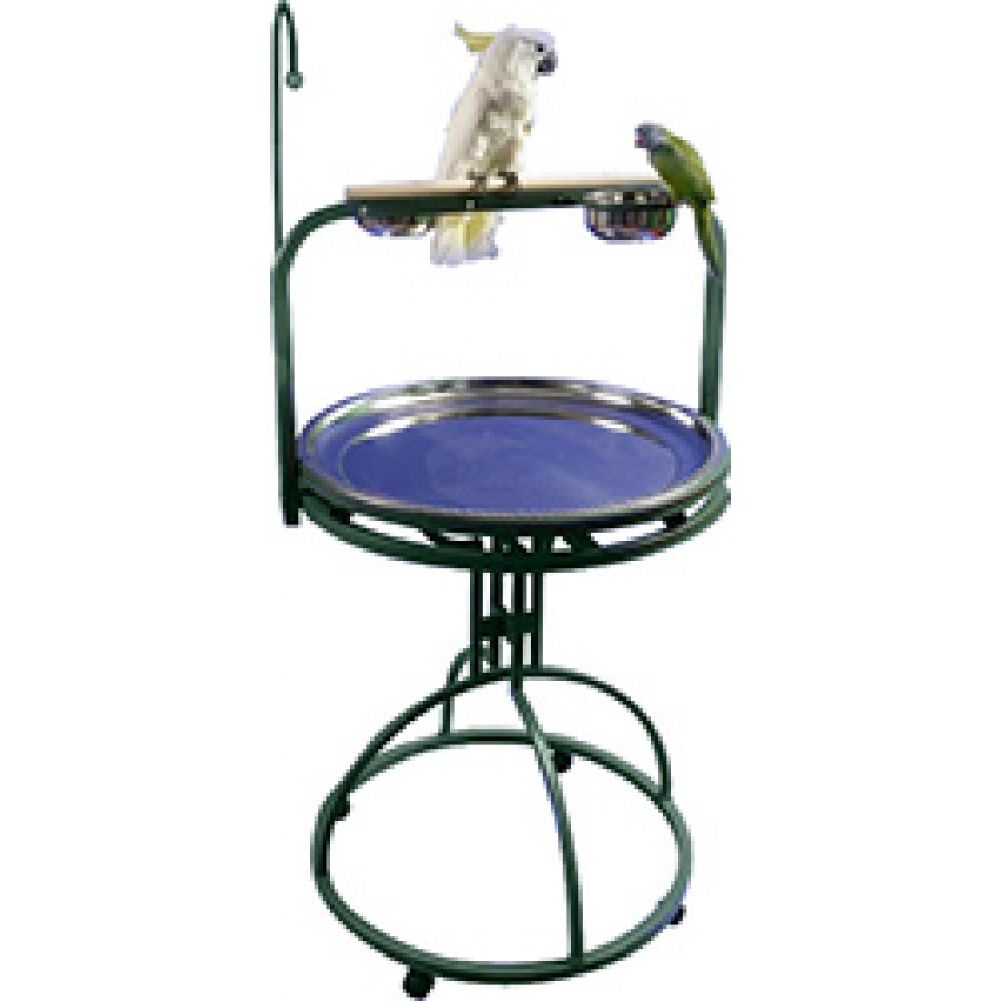 play stand with toy hook bird supplies gregrobert. Black Bedroom Furniture Sets. Home Design Ideas