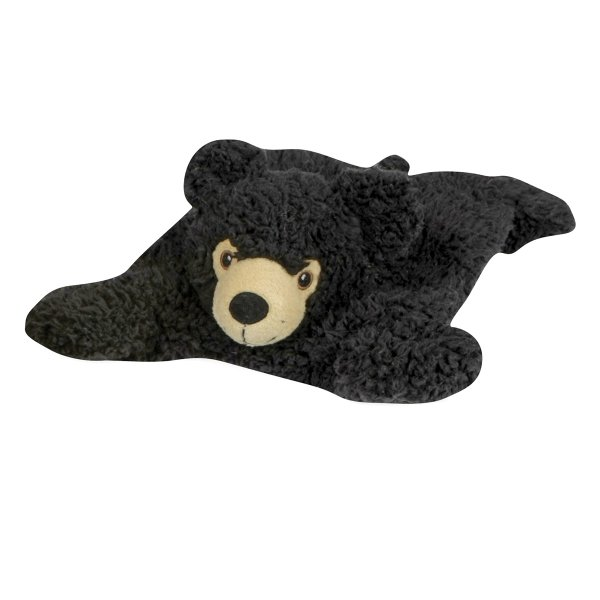 Bear Squares Dog Toy / Color (Black) Best Price
