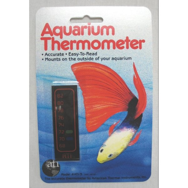 Aquarium Thermometer Ati 3