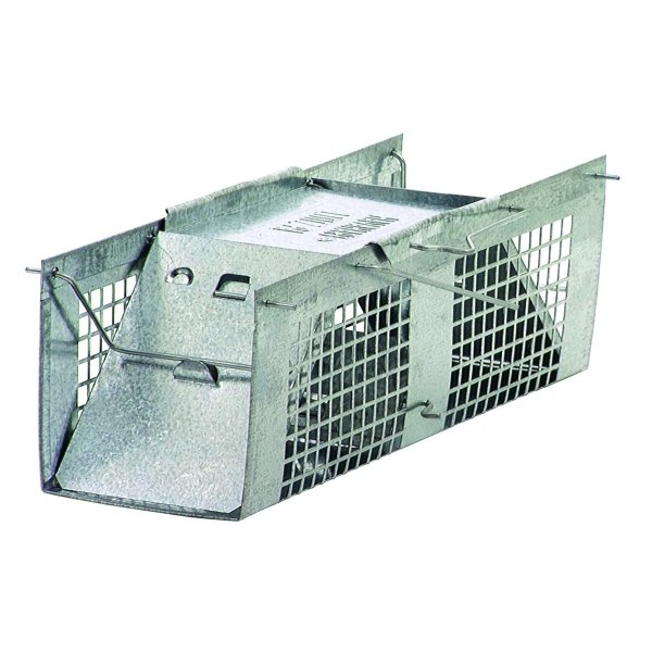 Havahart 2 Door Mouse Cage Trap 10x3x3 Best Price