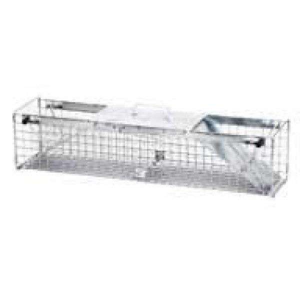Wire Mesh Rabbit Trap 30x7x7 in. Best Price