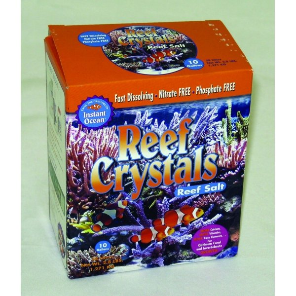 Reef Crystals Sea Salt / Size 10 Gal