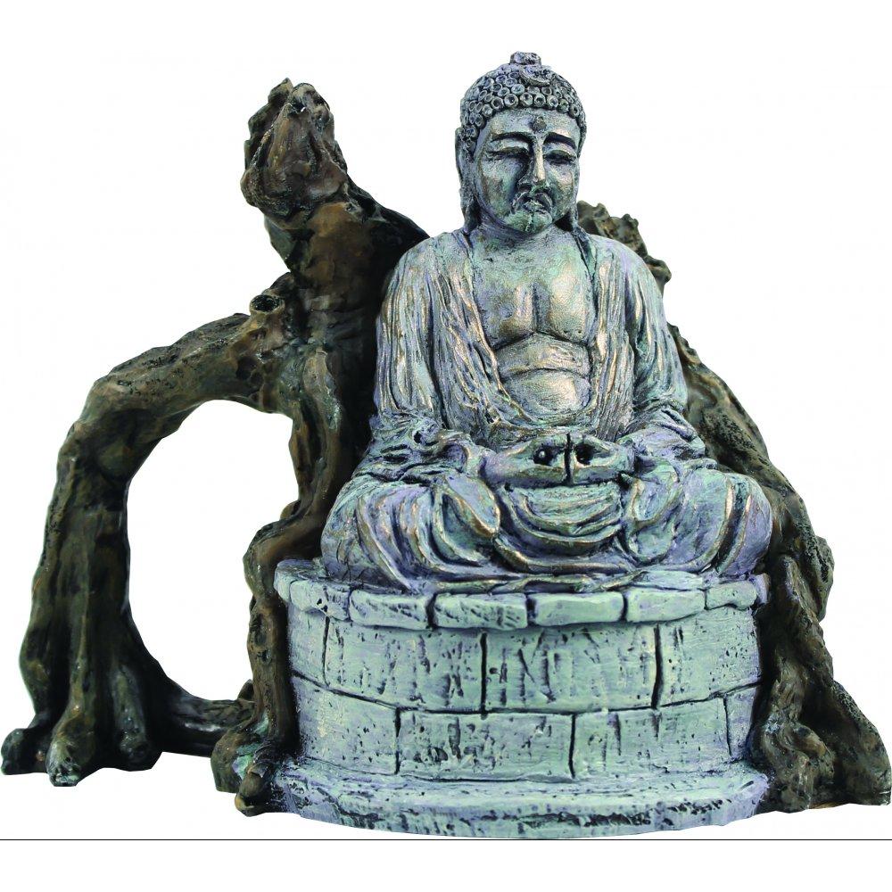 Amida Buddha Ornament Aquarium Supplies Gregrobert