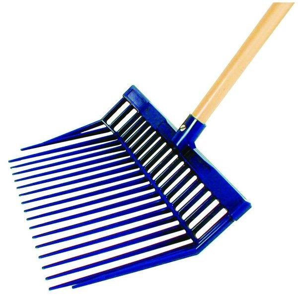 Future Fork for Manure  / Color (Blue) Best Price