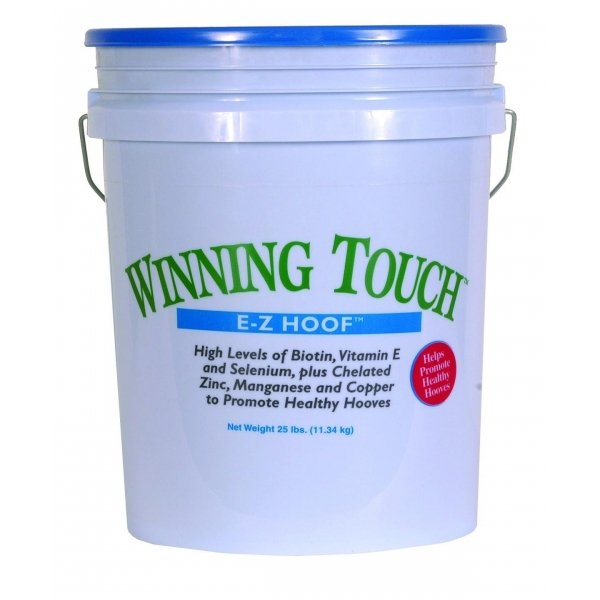 Winning Touch E-Z Hoof Equine Supplement 25 lbs. Best Price
