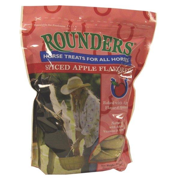 Rounders Horse Treats / Flavor (Apple 30 oz.) Best Price