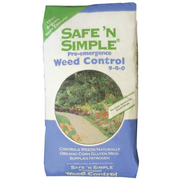 Safe N Simple Pre-emergence Weed Control 9-0-0 - 50 lb. Best Price