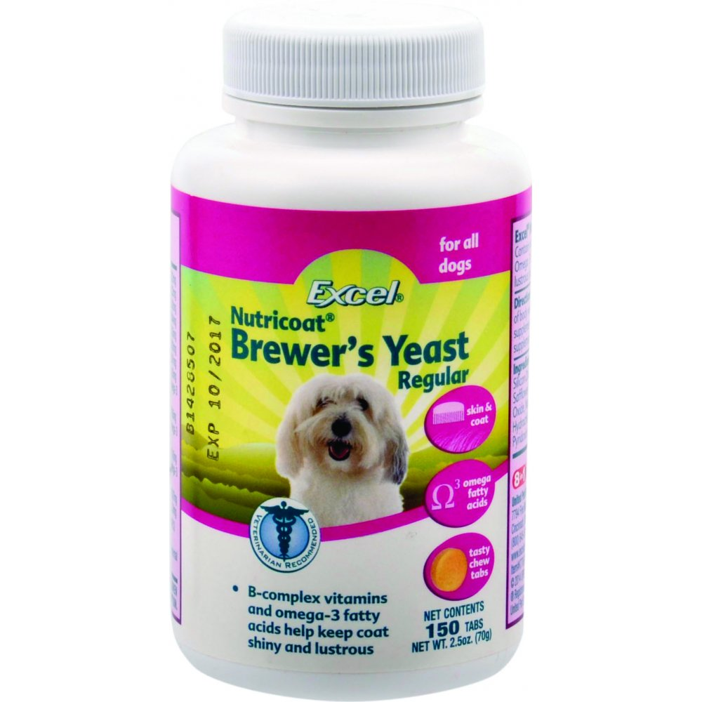 Brewers Yeast For Dogs 150 Tab Dog Products Gregrobert