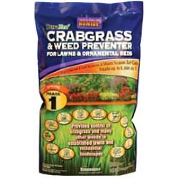 Crabgrass Preventer Without Fertilizer 5m Garden Tools