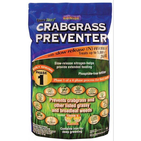 Crabgrass Preventer With Fertilizer / Size (5M) Best Price