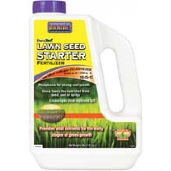 Lawn Seed Starter Fertilizer / Size (4 lbs) Best Price