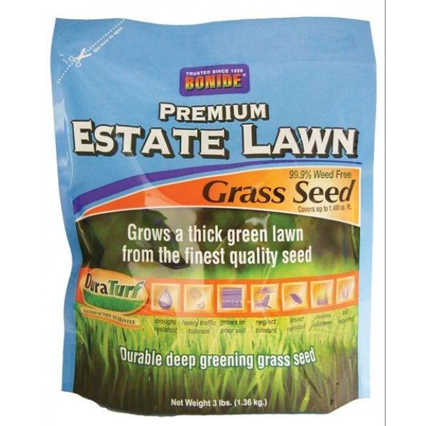 Premium Estate Grass Seed / Size (3 lbs) Best Price