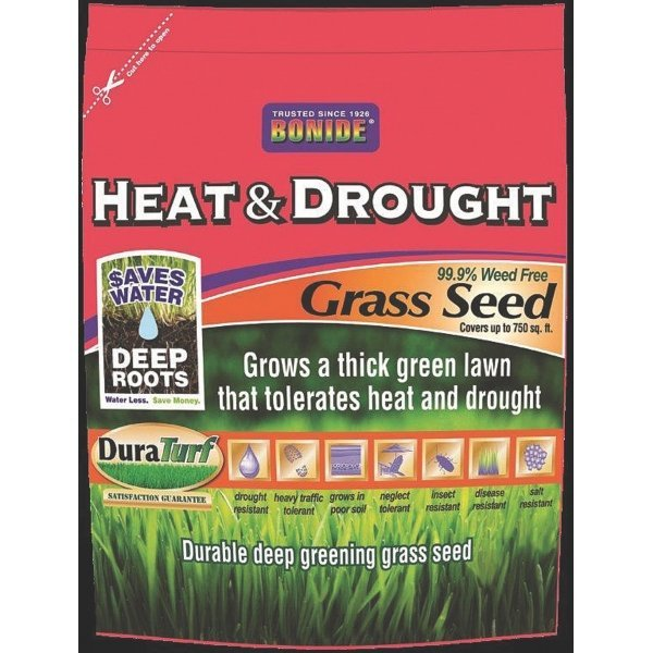 Heat and Drought Grass Seed / Size (20 lbs) Best Price