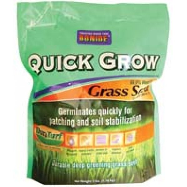 Quick Grow Grass Seed / Size (3 lbs) Best Price