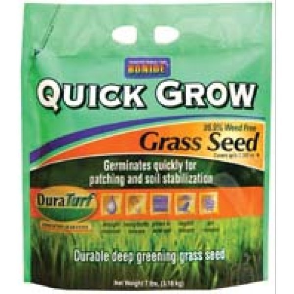Quick Grow Grass Seed / Size (7 lbs) Best Price