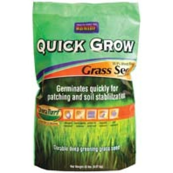 Quick Grow Grass Seed / Size (25 lbs) Best Price
