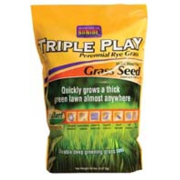 Triple Play Rye Grass Seed / Size (20 lbs) Best Price