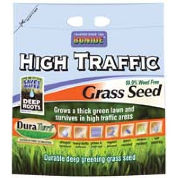 High Traffic Grass Seed / Size (25 lbs) Best Price