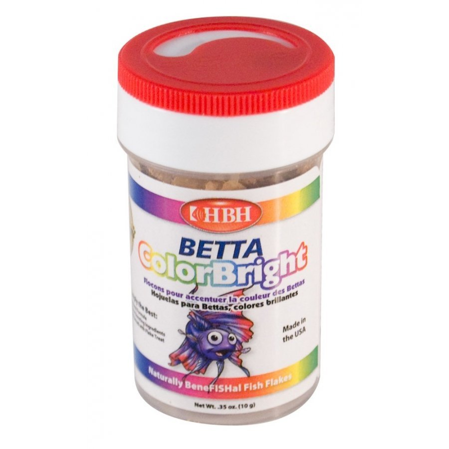 Betta Colorbright Flake 0.35 Oz.