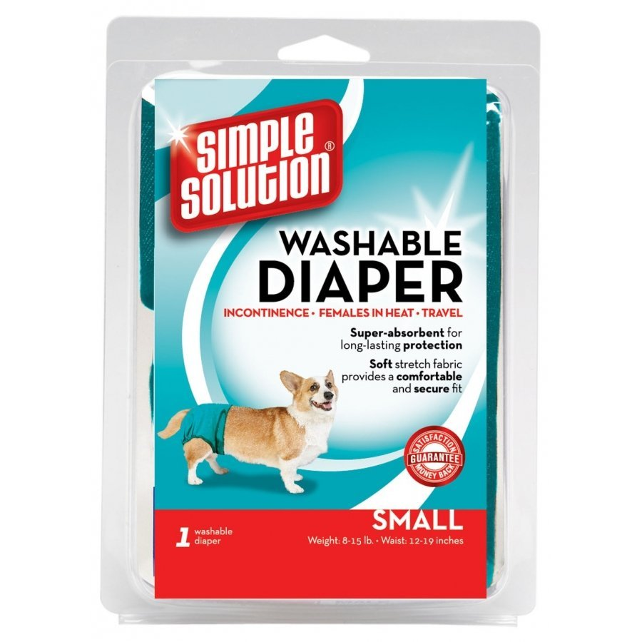 Simple Solution Dog Diaper Garments / Size Small
