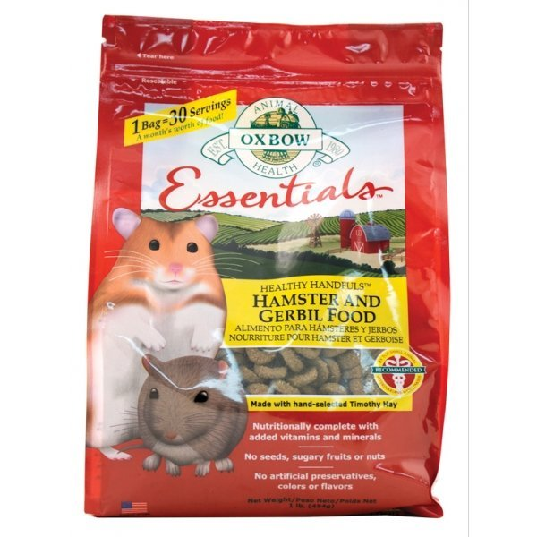 Healthy Handfuls Hamster And Gerbil Food - 1 lb. Best Price
