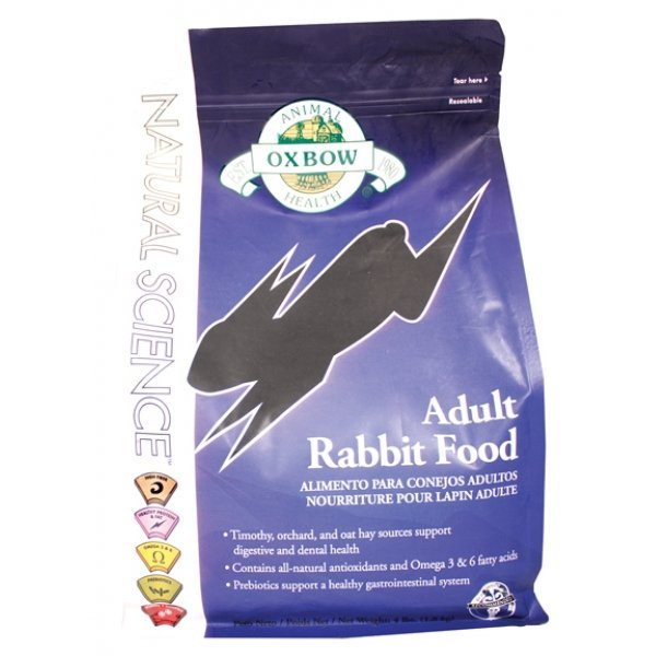Natural Science Adult Rabbit Food - 4 lbs. Best Price