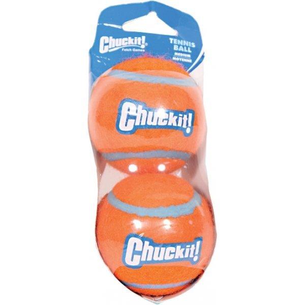 Chuckit Tennis Balls 2 Pk. / Size Medium