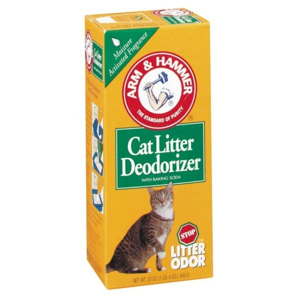 Arm Hammer Cat Litter Deodorizer 20 Oz. Case Of 12