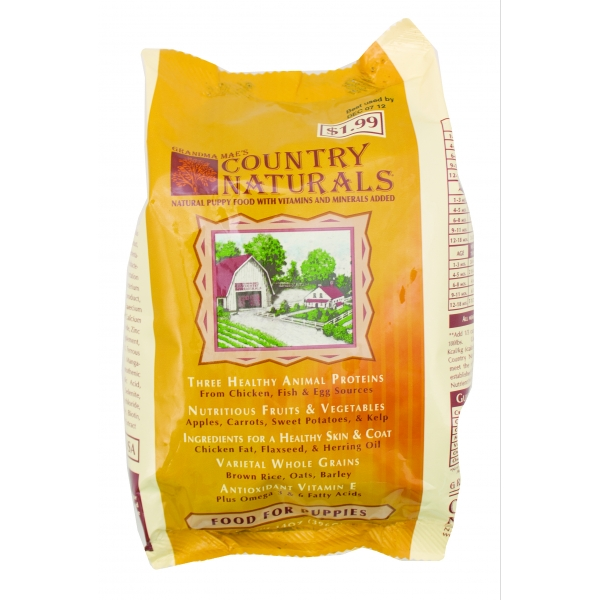 Grandma Maes Country Naturals Puppy Trial Size - 14 oz. Best Price