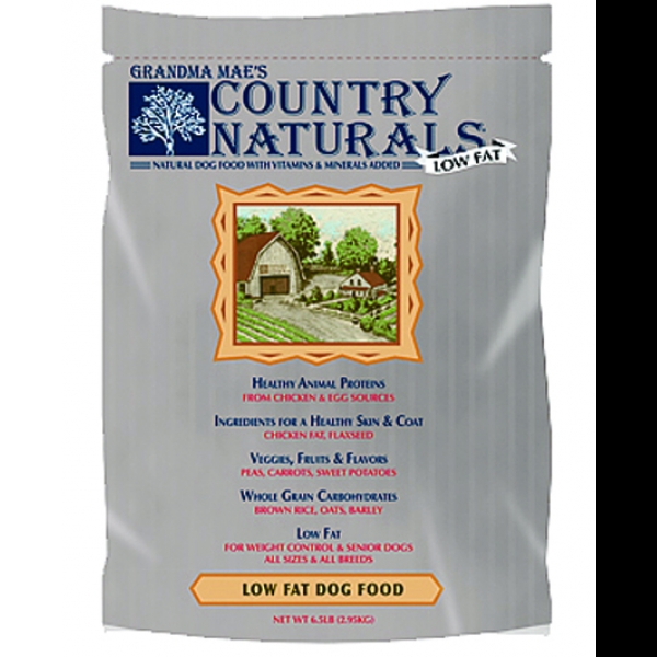 Country Naturals Low Fat Senior/weight Control Dog Food - 14 oz. Best Price