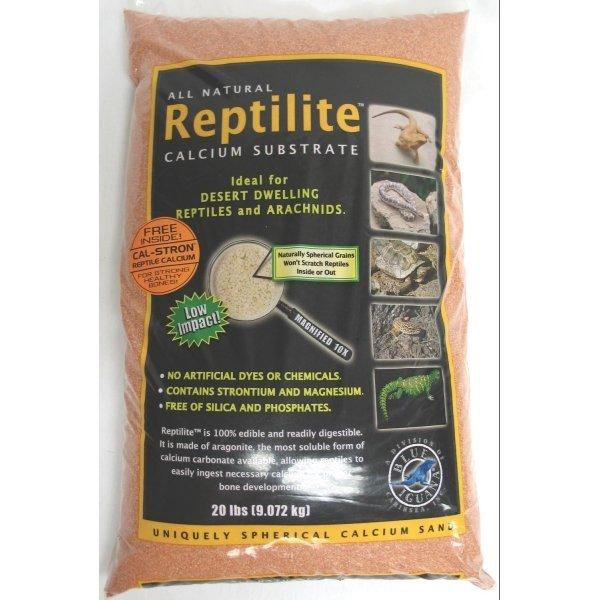Reptilite For Arachnids /reptiles / Color Desert Rose / 20 Lbs Each