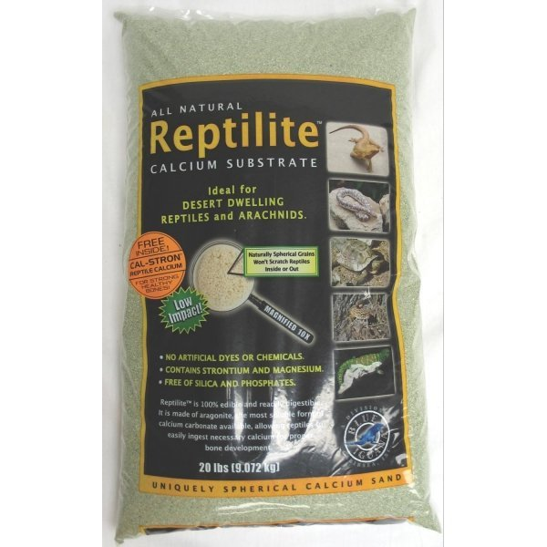 Reptilite For Arachnids /reptiles / Color Moss Green / 20 Lbs Each
