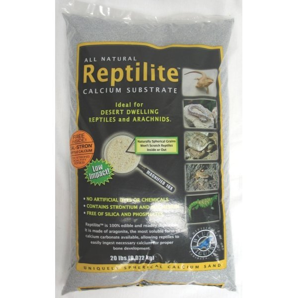 Reptilite for Arachnids /Reptiles / Color (Sky Blue / 20 lbs each) Best Price