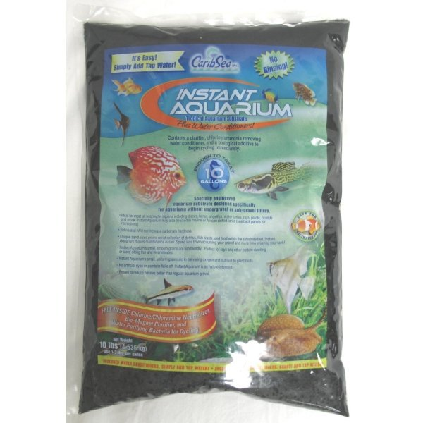 Instant Aquarium Substrate / Size (Tahitian Moon / 10 lbs ea.) Best Price