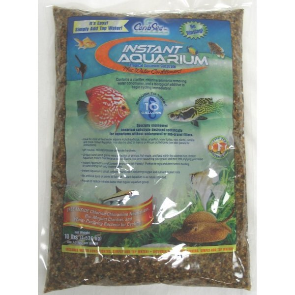 Instant Aquarium Substrate / Size (Peace River / 10 lbs ea.) Best Price