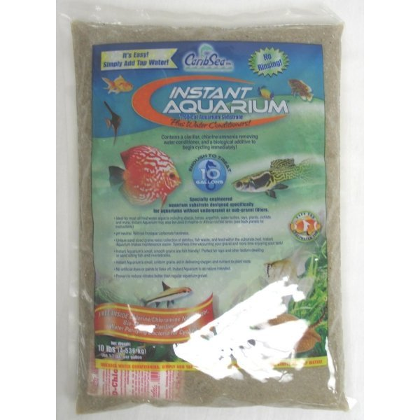 Instant Aquarium Substrate / Size (Crystal River / 10 lbs ea.) Best Price