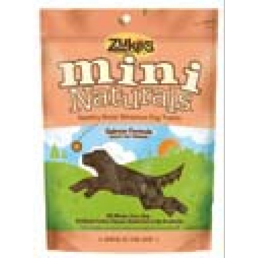 Mini Naturals Dog Treats / Size 1 Lb. Salmon