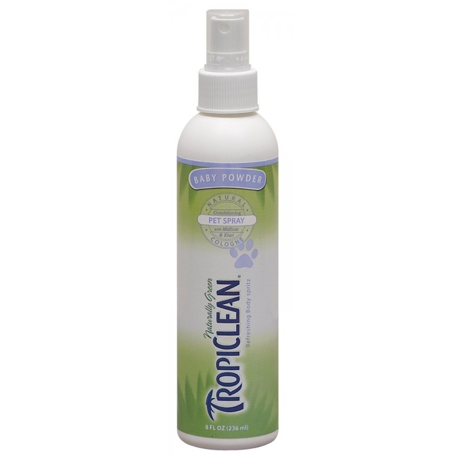 Tropiclean Pet Cologne / Type Baby Powder