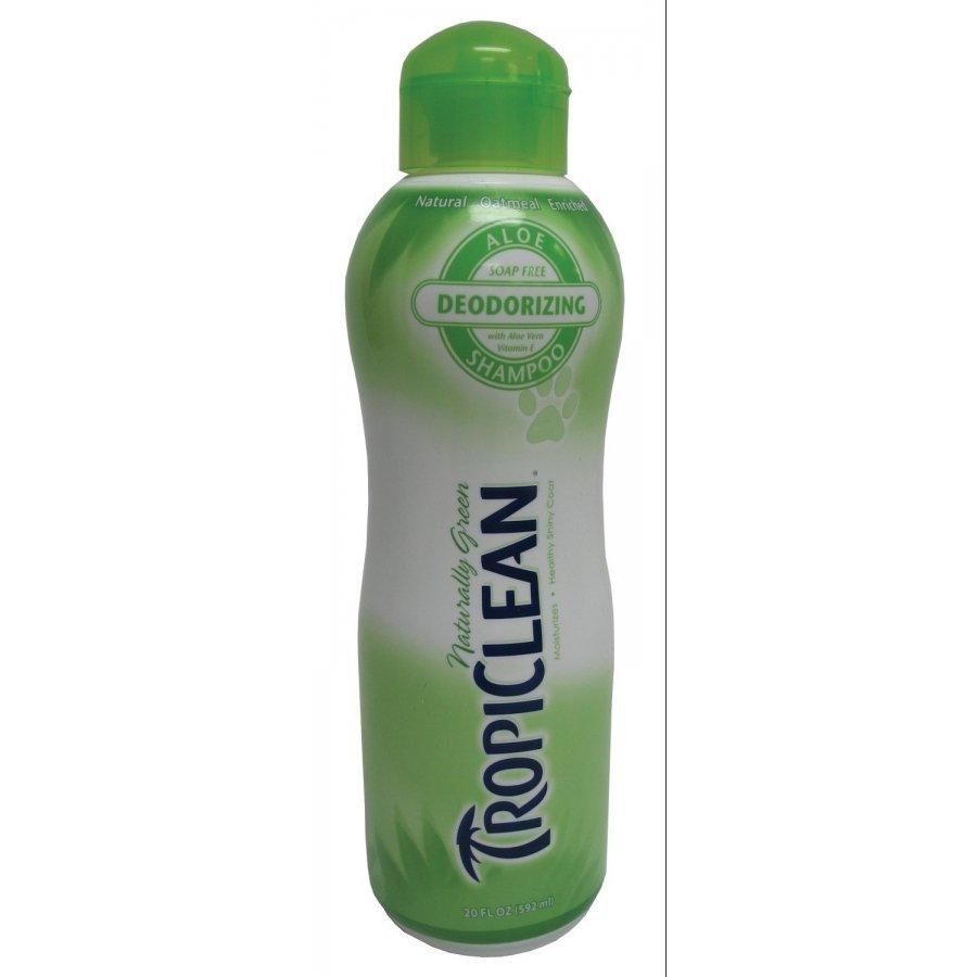 Tropiclean Aloe Moist Pet Shampoo 20 Oz.