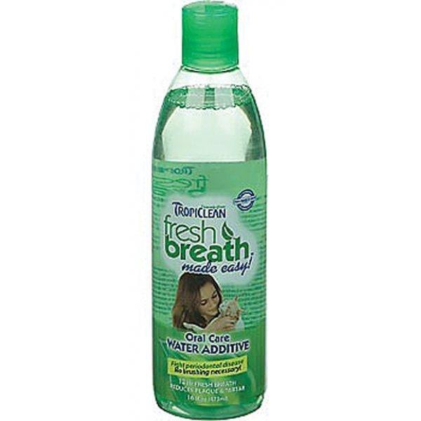 Fresh Breath Cat Water Additive 16 Oz.