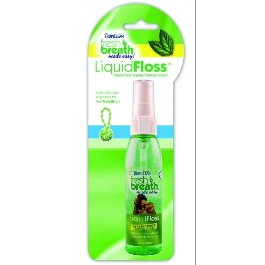 Fresh Breath Liquid Floss 4 Oz.