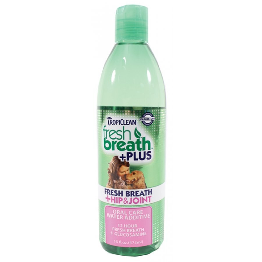 Fresh Breath +plus Hip and Joint Water Additive - 16 oz. Best Price